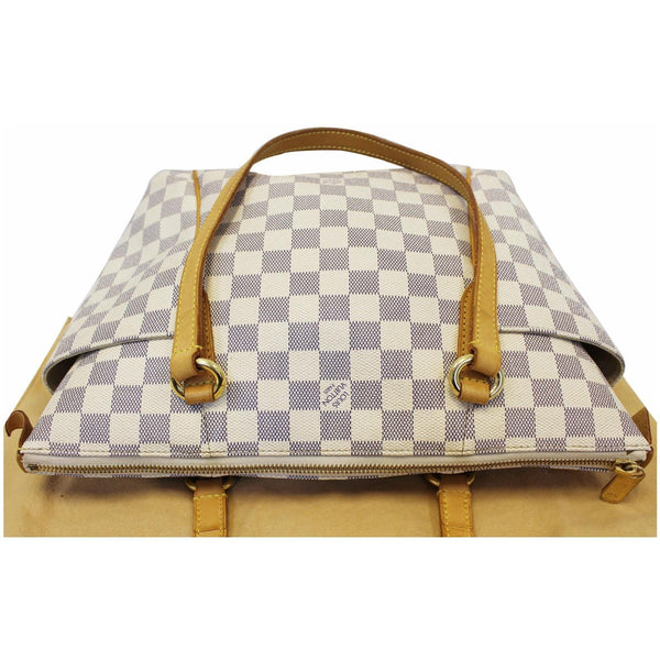 Louis Vuitton Totally PM Damier Azur Bag For Sale