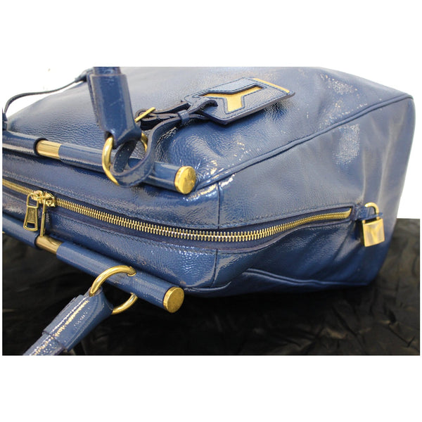 Yves Saint Laurent Majorelle Satchel Bag - side view