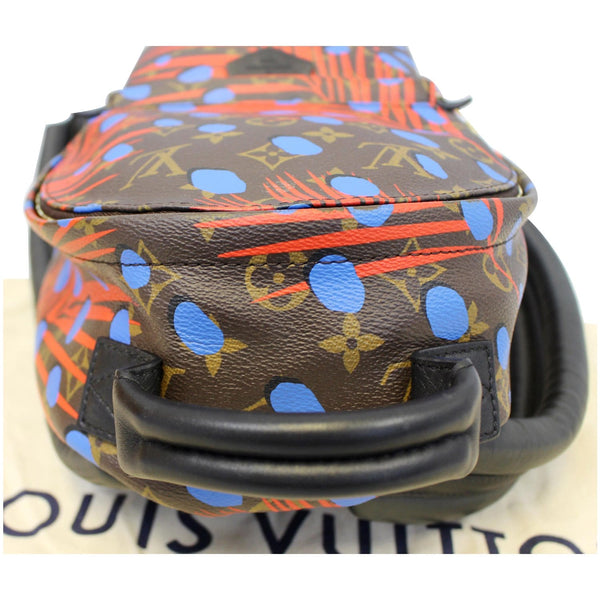 Louis Vuitton Palm Springs PM Jungle Dots Bag Straps