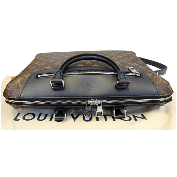 Louis Vuitton Porte-Documents Jour Monogram Briefcase Bag