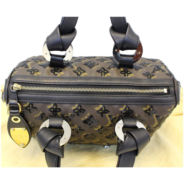 Louis Vuitton Speedy 30 Eclipse Sequin Monogram Canvas - lv strap