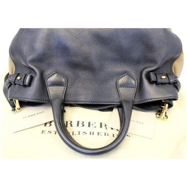 Burberry House Check Tote Bag - Strap