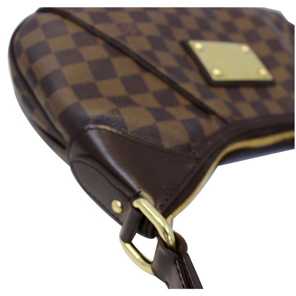 Louis Vuitton Thames PM Damier Ebne Bag Close View