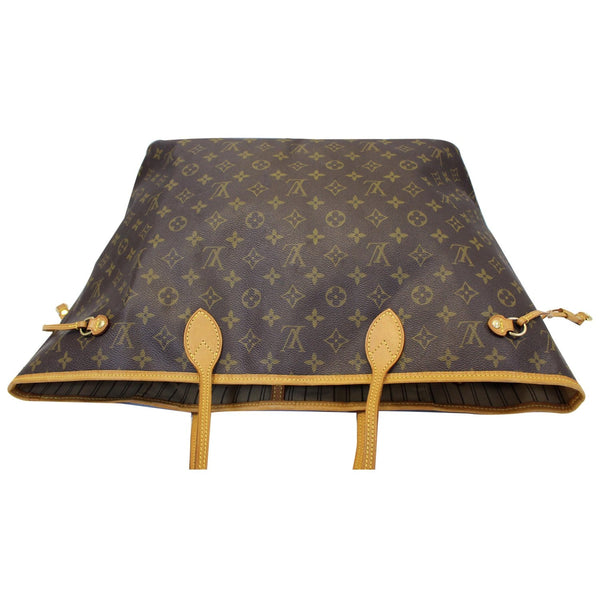 Louis Vuitton Neverfull GM Monogram Canvas Bag-full view