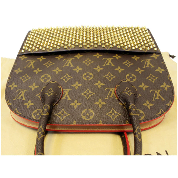 Louis Vuitton Christian Louboutin - Lv Monogram Shopping Bag brown