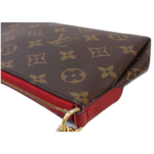 Lv Pallas Monogram Canvas Satchel Bag