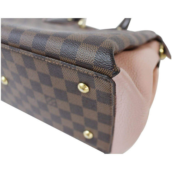 Louis Vuitton Normandy Shoulder Bag bottom feet