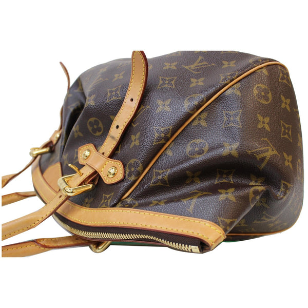 lv Tivoli GM Monogram Canvas Shoulder Bag Made year 2012