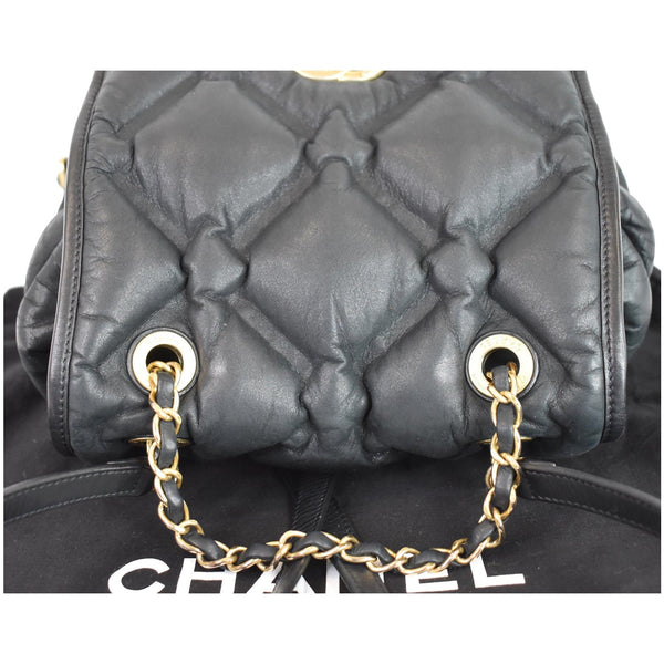 Chanel Chesterfield Quilted Calfskin Shoulder bag