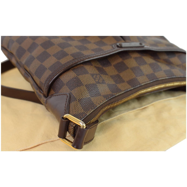 Louis Vuitton Bloomsbury PM Damier Ebene Bag Women - top right corner