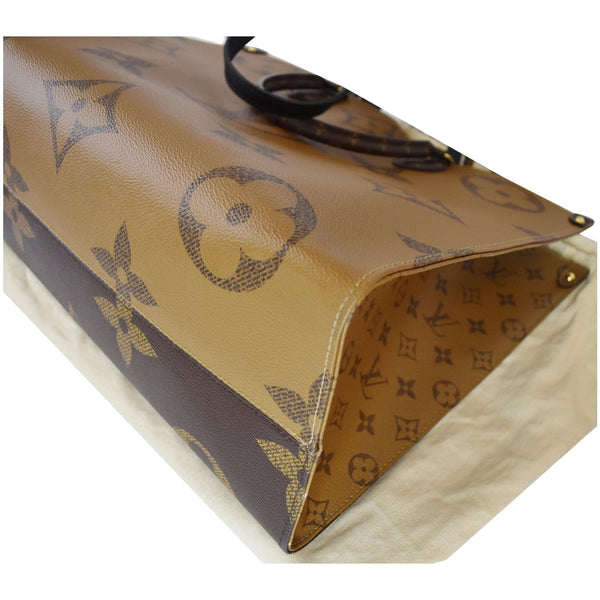 Louis Vuitton Onthego GM Reverse Monogram Canvas Bag - bag for sale
