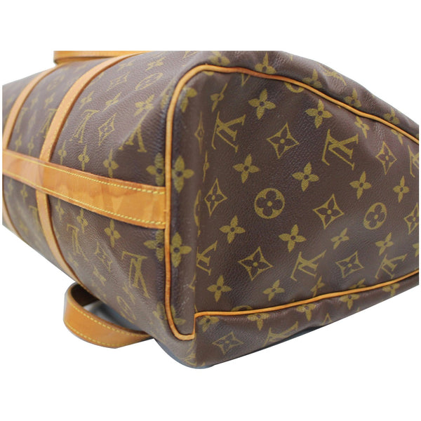 focused LV Sac Flanerie 45 Monogram Canvas Handbag