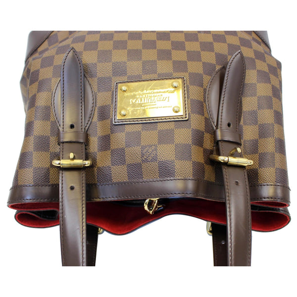 Louis Vuitton Hampstead MM - Lv Damier - Lv Shoulder Bag - front view