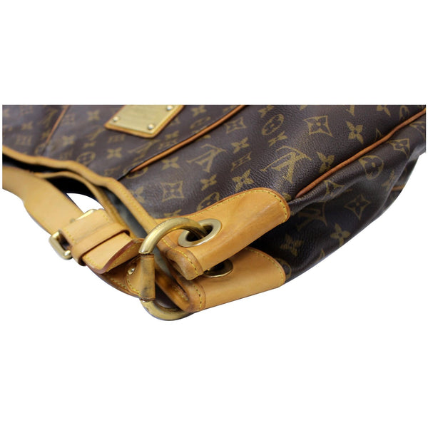 Louis Vuitton Galliera GM Shoulder Tote Bag - right side view