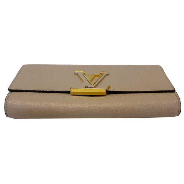 Louis Vuitton Capucines Wallet - exterior