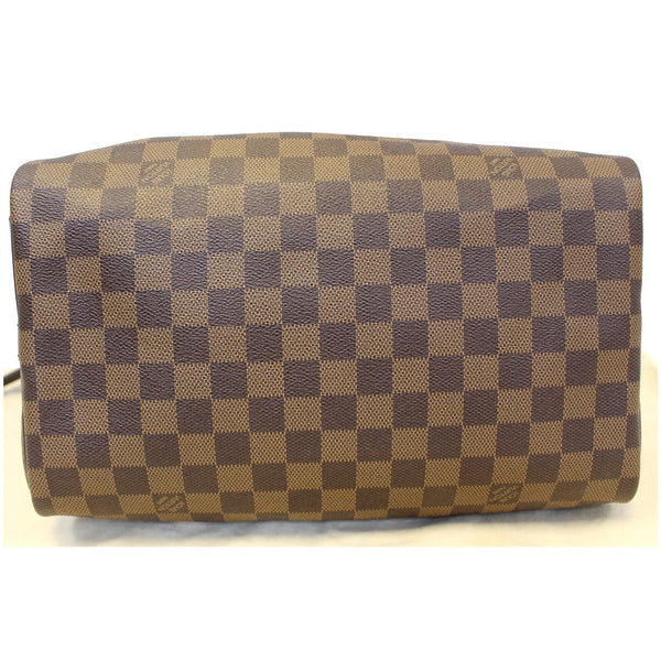 Louis Vuitton Speedy 30 Patches Damier Ebene Bag bottom