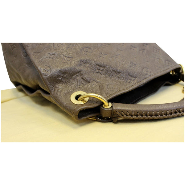 Louis Vuitton Artsy MM Empreinte Leather Bag Corner