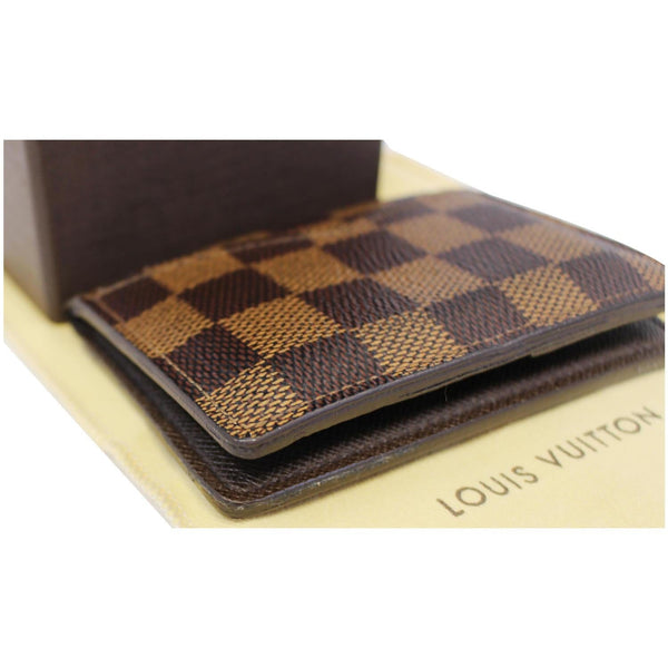 Louis Vuitton Card Case - Pocket Organizer Damier Card Holder for sale