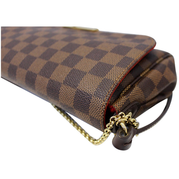 Louis Vuitton Favorite MM Damier Crossody Bags - Side View