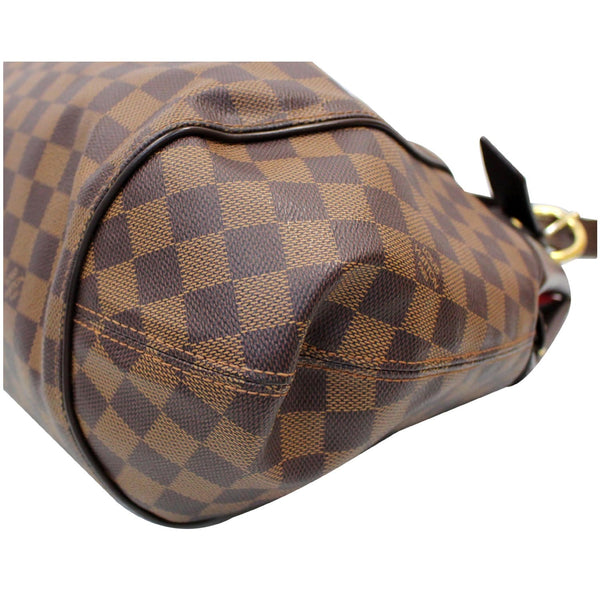 Louis Vuitton Sistina GM checkered Shoulder Handbag