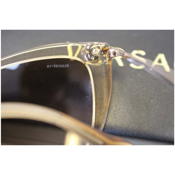 VERSACE Light Brown Women's Sunglasses 4345-US