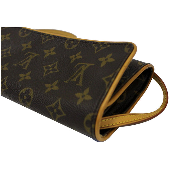 Louis Vuitton Pochette Twin Monogram Canvas Shoulder Bag on sale