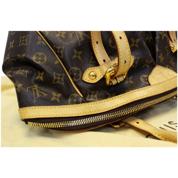 Louis Vuitton Tivoli GM Monogram Canvas Zipper Bag