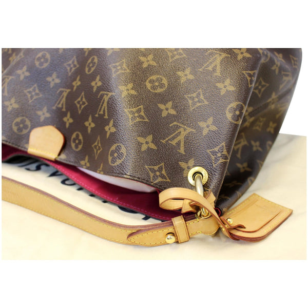 Louis Vuitton Graceful MM - Lv Monogram Shoulder Bag - lv strap