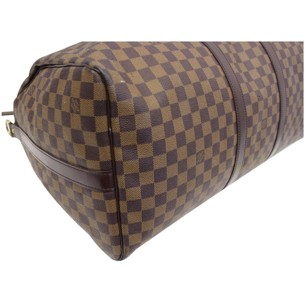 Louis Vuitton Keepall - Lv Damier Ebene Travel Bag pre-owned