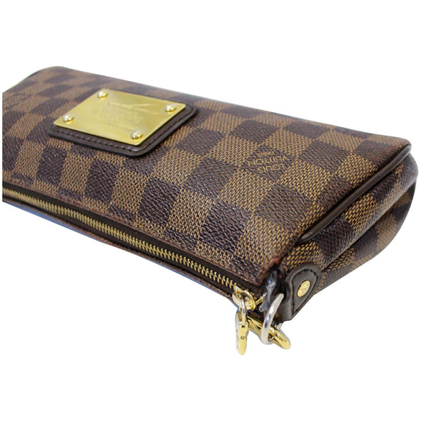 Louis Vuitton Pochette Eva - Lv Eva Clutch Damier Bag for women