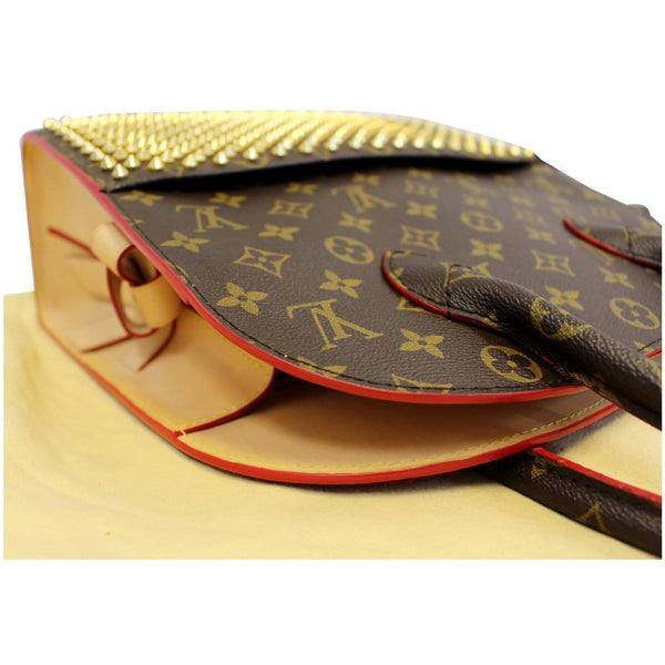 Louis Vuitton Christian Louboutin - Lv Monogram Shopping Bag- lv strap
