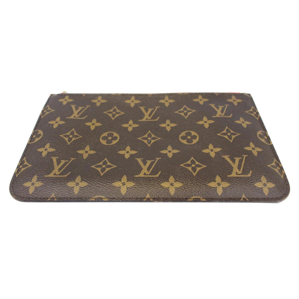 Louis Vuitton Neverfull MM Pouch Wristlet Pochette - lv pouch