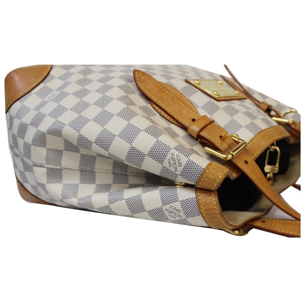 Louis Vuitton Hampstead PM Shoulder Bag corner