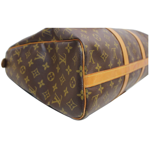 Louis Vuitton Sac Flanerie 45 Monogram leather Handbag