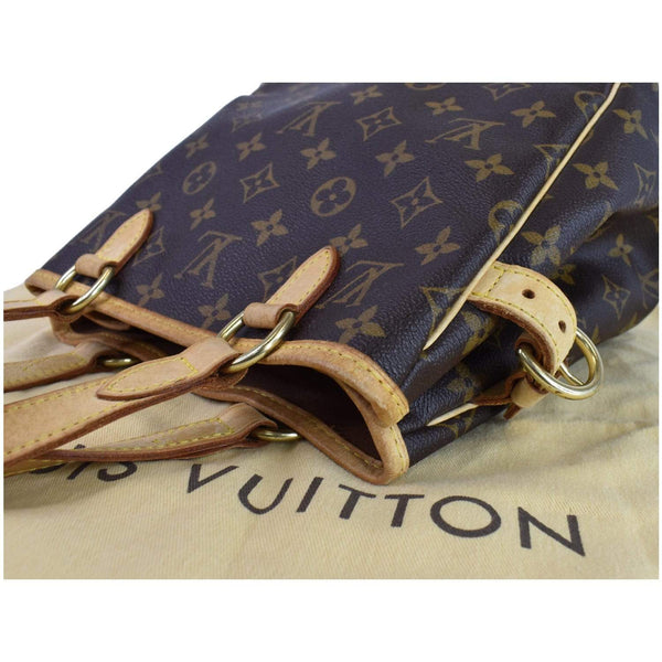 Louis Vuitton Batignolles Vertical Monogram Canvas Bag - upper corner