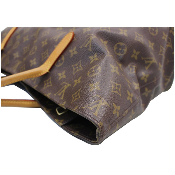 Louis Vuitton Monogram Canvas Raspail MM Bag Women