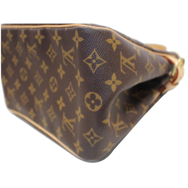 Louis Vuitton Batignolles Vertical Monogram brown Bag