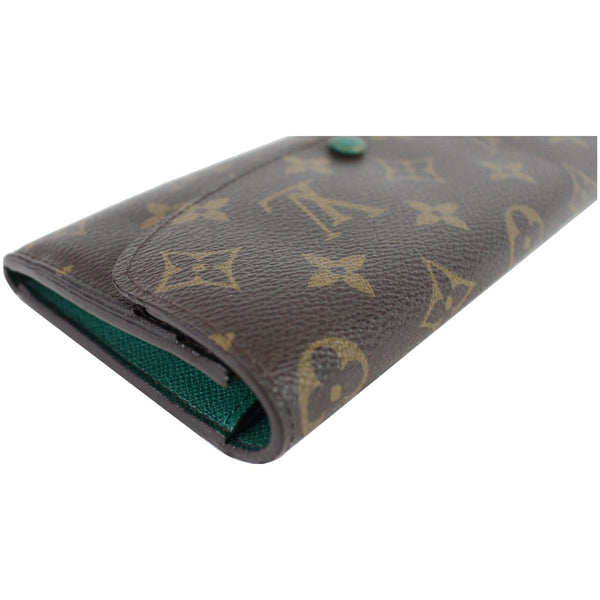 Louis Vuitton Emilie Monogram Canvas Wallet 2021