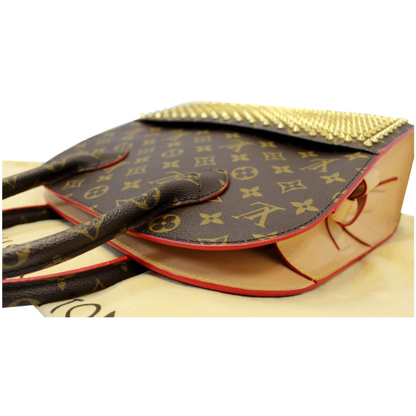 Louis Vuitton Christian Louboutin - Lv Monogram Shopping Bag for sale