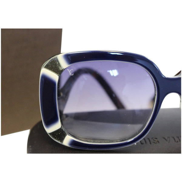 LOUIS VUITTON Anemone Navy Sunglasses - 100% authentic