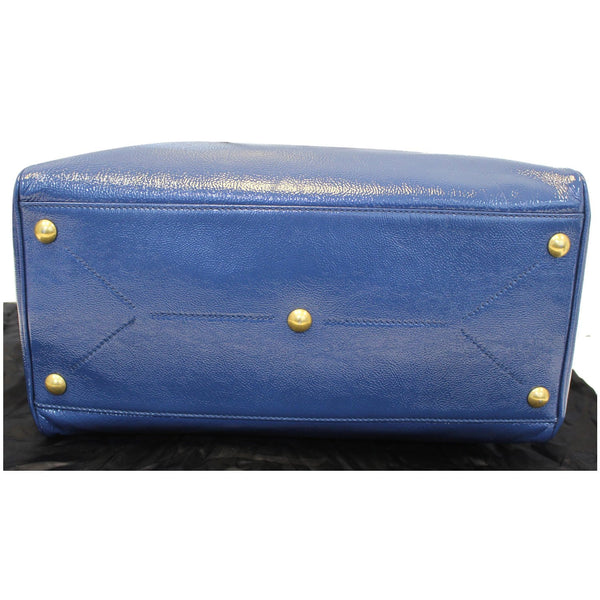 Yves Saint Laurent Majorelle Satchel Bag - bottom view