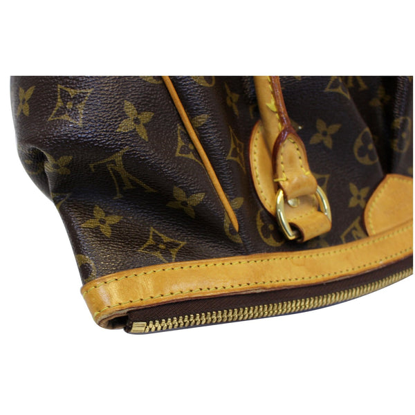 Louis Vuitton Tivoli PM Monogram Canvas Bag close view