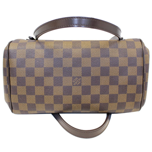 Louis Vuitton Damier - Rivington PM Ebene Shoulder Bag brown