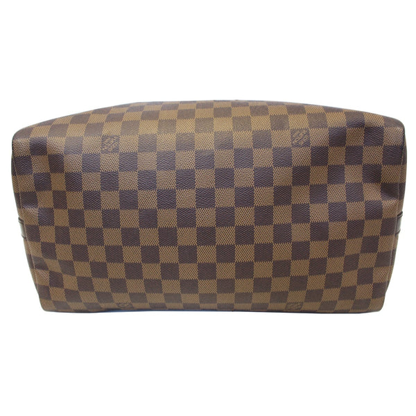 LOUIS VUITTON Damier Ebene Speedy 35 Bandouliere Shoulder Bag-US