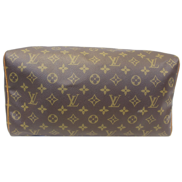 Louis Vuitton Speedy 35 - Lv Monogram - Lv Satchel Bag -  back view