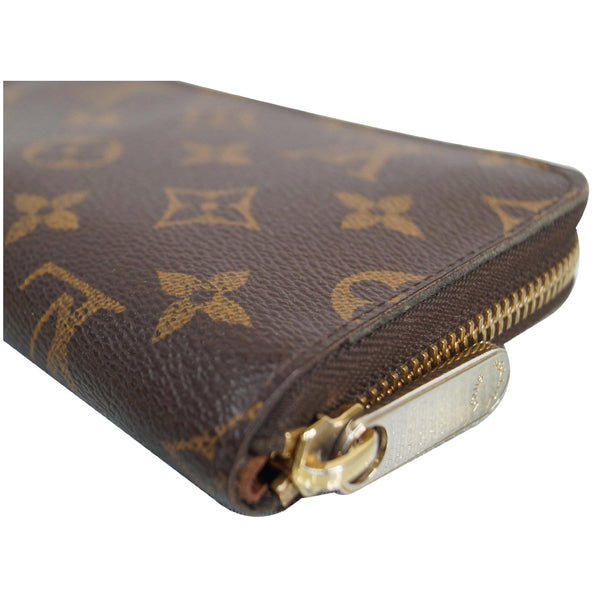 Louis Vuitton Monogram Zippy Canvas Organizer Wallet for sale