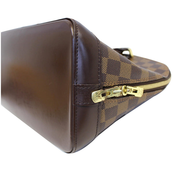 Louis Vuitton Alma PM Damier Ebene Shoulder Bag