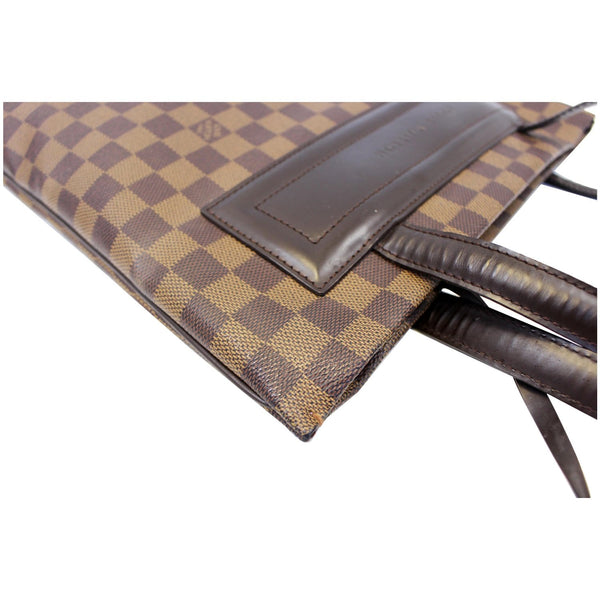 LOUIS VUITTON Parioli PM Damier Ebene Shoulder Tote Bag-US