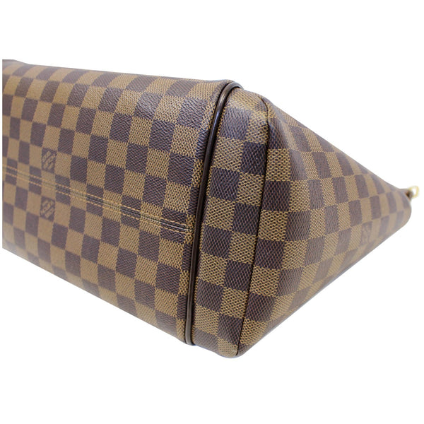 Louis Vuitton Totally MM Damier Ebene Shoulder Bag - right view