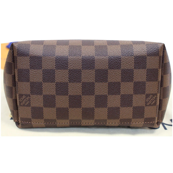 Louis Vuitton Clapton Damier Ebene Backpack Bag authentic to use
